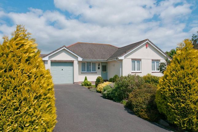 Thumbnail Detached bungalow for sale in Badgers Green, Kingsbridge Town, Kingsbridge, Devon