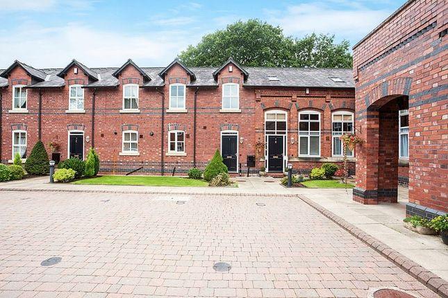 Thumbnail Town house to rent in St. James Court, Grange Park Drive, Biddulph, Stoke-On-Trent