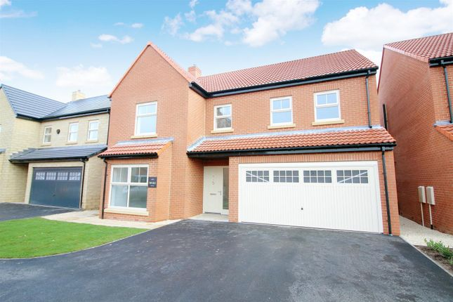 Thumbnail Detached house for sale in Panache Development, Sherburn In Elemet, Leeds