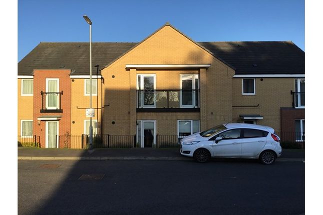 Thumbnail Flat for sale in Flat 6, 6 Paling Close, Wellingborough, Northamptonshire