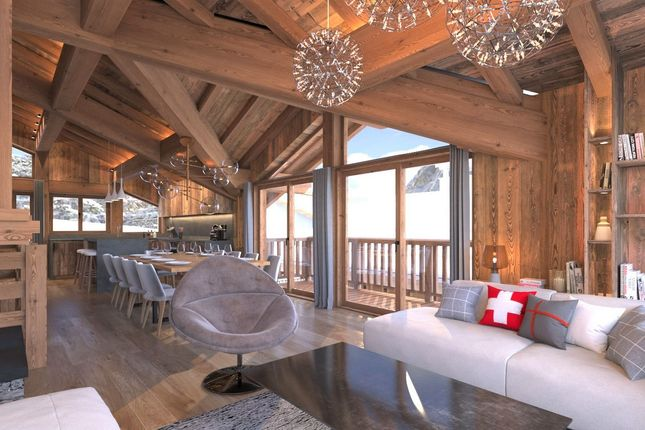 The Chalet Interiors