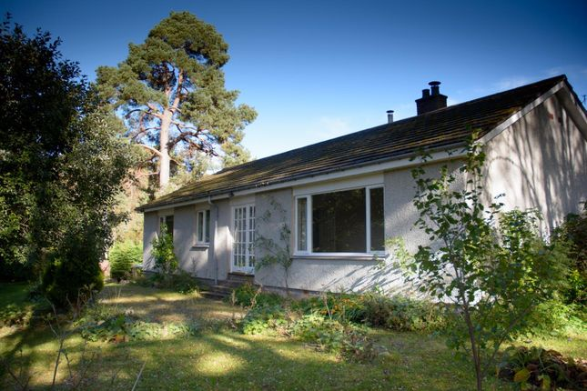 Thumbnail Detached bungalow for sale in Rannoch, Pitlochry