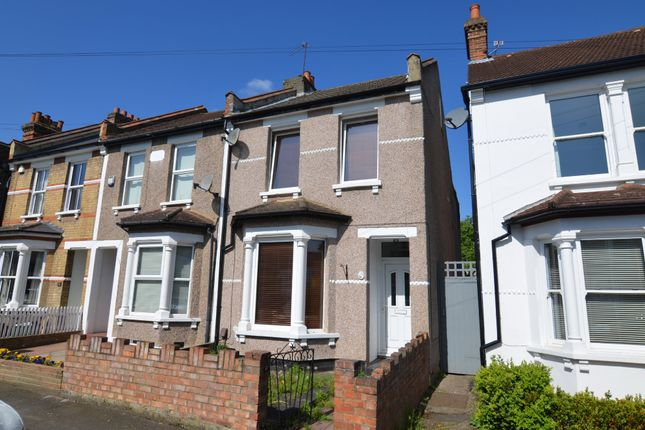 Thumbnail End terrace house for sale in Bedford Road, Sidcup