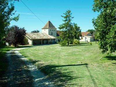 Thumbnail Property for sale in St-Capraise-d-Eymet, Dordogne, France