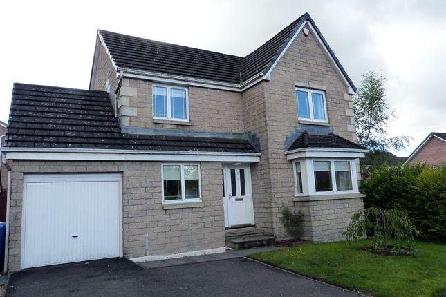 4 bed detached house for sale in Brendon Avenue, Lindsayfield, East Kilbride