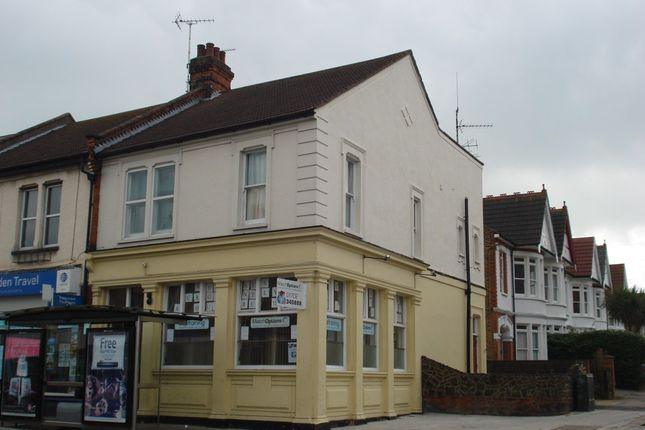 Thumbnail Flat to rent in London Road, Westcliff-On-Sea