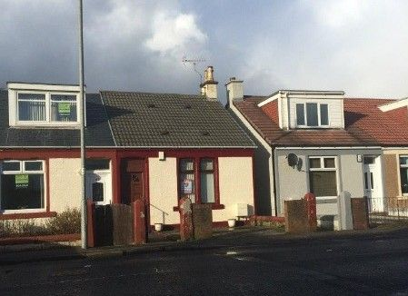 Thumbnail Bungalow to rent in Caledonian Road, Stevenston, North Ayrshire