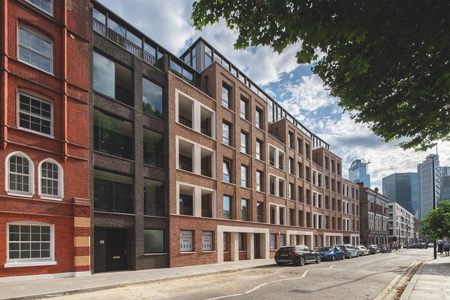 Exterior of Commercial Street, London E1