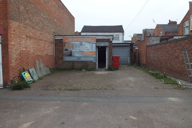 Thumbnail Light industrial to let in Acorn Street, Belgrave, Leicester