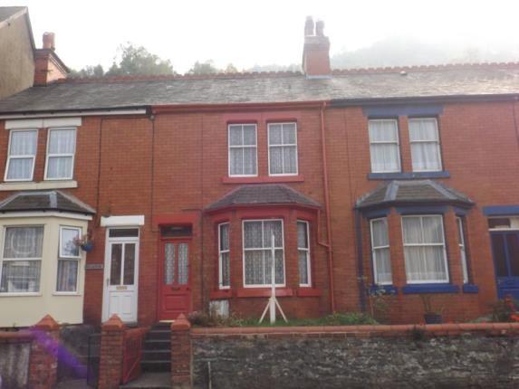 Terraced house for sale in London Road, Corwen, Denbighshire