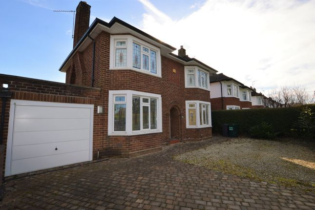 Thumbnail Detached house to rent in Garth Drive, Chester