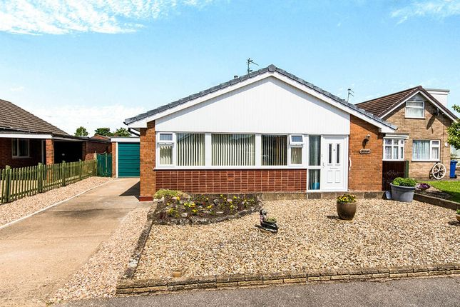 Thumbnail Bungalow for sale in Meadow Bank Avenue, Fiskerton, Lincoln