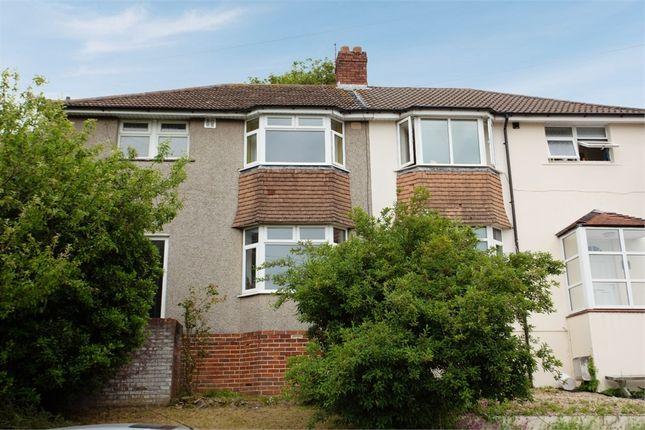 Thumbnail Semi-detached house for sale in The Ridge, Shirehampton, Bristol