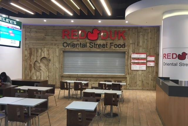 Thumbnail Restaurant/cafe to let in The Core Shopping Centre, Leeds