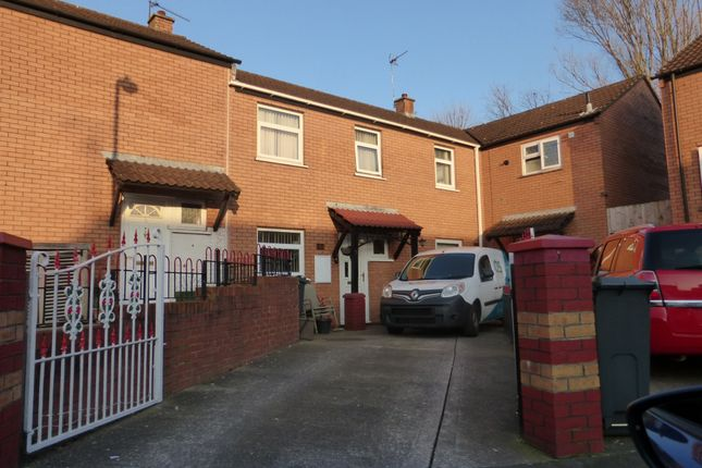 Coity Close, St. Mellons, Cardiff CF3
