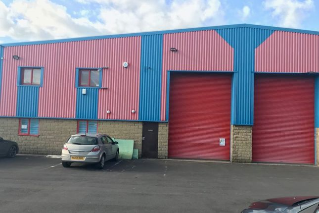 Thumbnail Industrial to let in Billington Road, Hapton, Burnley