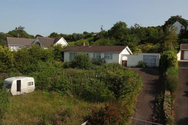Thumbnail Detached bungalow for sale in Tresaith, Cardigan