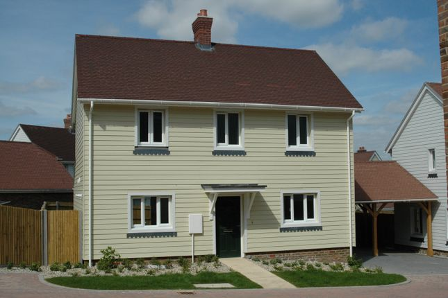 Thumbnail Detached house for sale in Peacocke Way, Rye