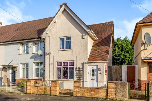 2 bed end terrace house for sale in Kenmuir Crescent, Northampton, Northamptonshire