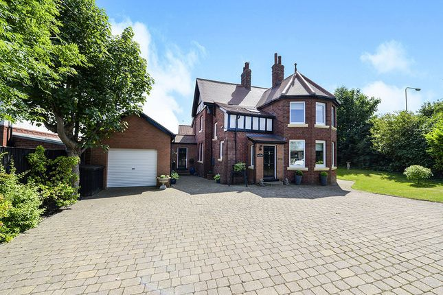 Thumbnail Detached house for sale in Mayfield Road, Whitby