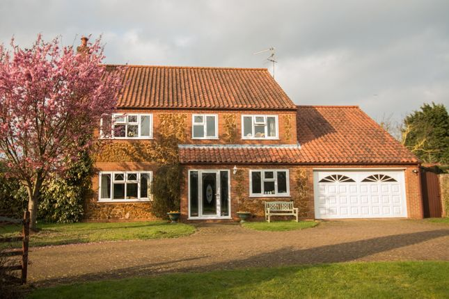 Thumbnail Detached house for sale in Low Road, King's Lynn, Norfolk