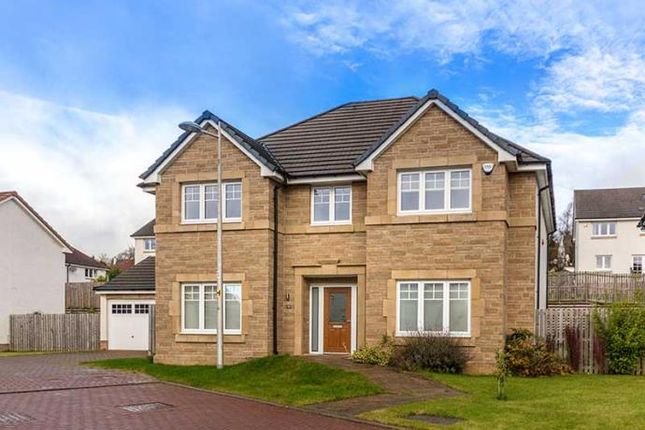Thumbnail Detached house to rent in Norman Macleod Crescent, Bearsden, Glasgow