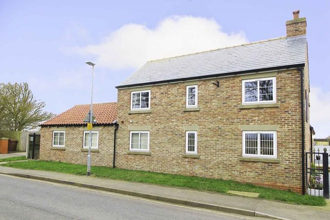 Thumbnail Bungalow for sale in Sands Lane, Barmston, Driffield, North Humberside