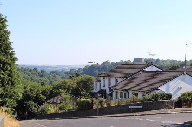 Thumbnail Terraced house for sale in Yellow Tor Road, Lower Burraton, Saltash, Cornwall