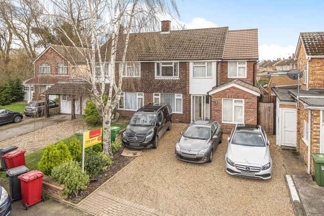 Thumbnail Semi-detached house for sale in Colnbrook, Berkshire