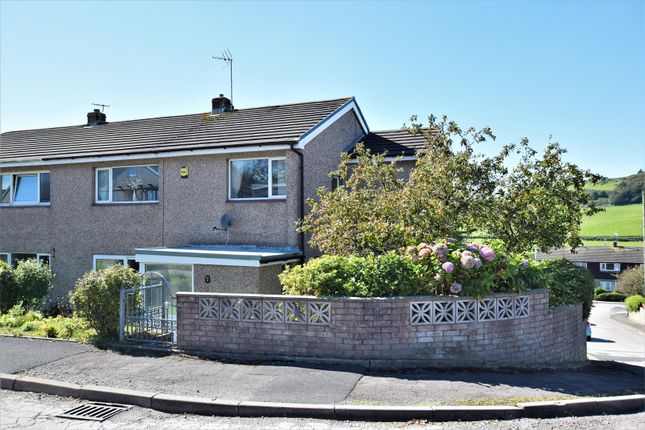 Thumbnail Semi-detached house for sale in Churchill Drive, Millom