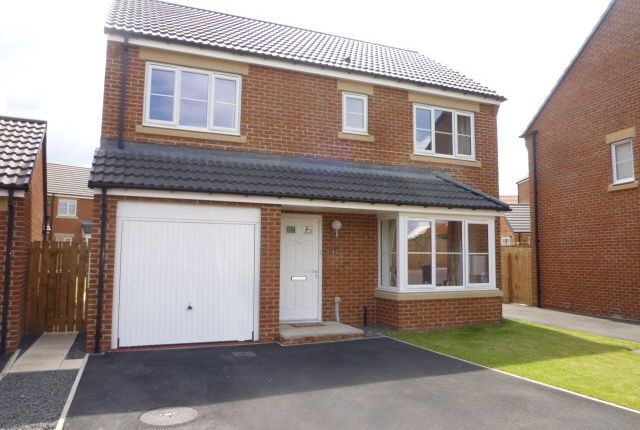 Thumbnail Detached house for sale in Akenshaw Drive, Seaton Delaval, Tyne & Wear