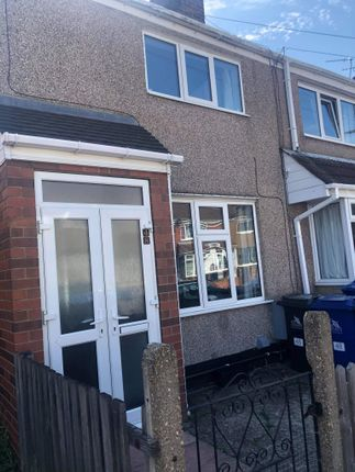 Thumbnail Terraced house for sale in Edward Street, Cleethorpes