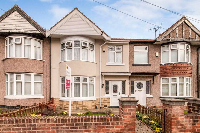 3 bed terraced house for sale in Hutton Avenue, Hartlepool