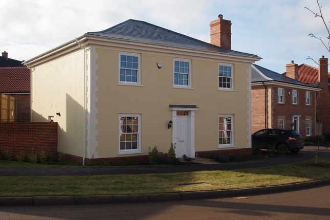 Thumbnail Detached house for sale in Fakenham Road, Wells-Next-The-Sea