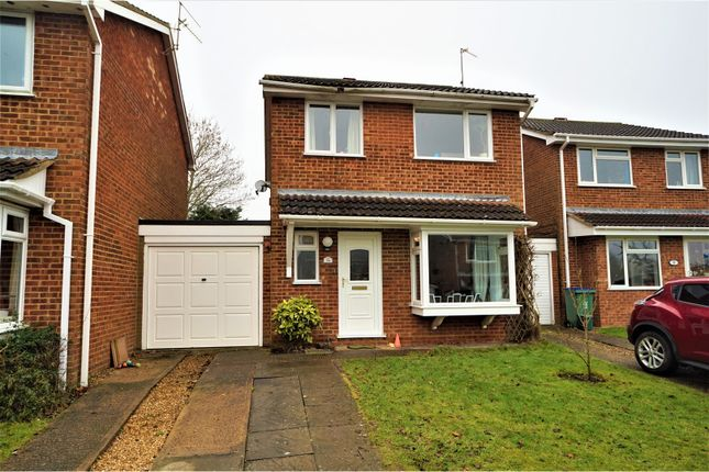 Thumbnail Link-detached house for sale in Magpie Way, Winslow