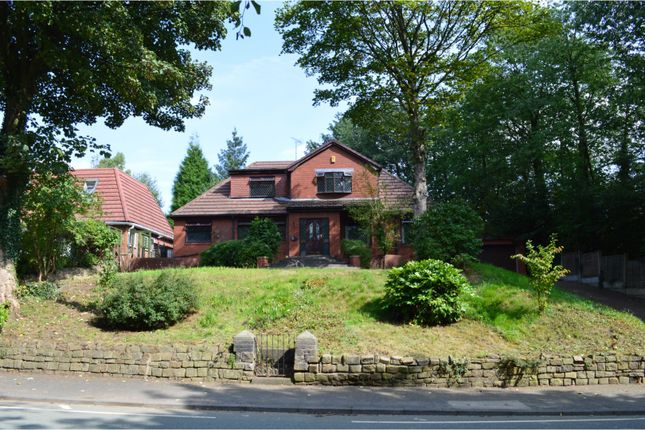 Thumbnail Detached house for sale in Foxdenton Lane, Chadderton