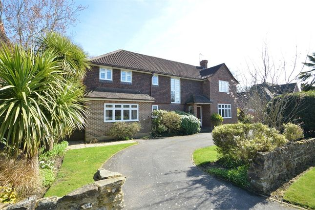 Thumbnail Detached house to rent in Inshaig, Southfield Place, Weybridge, Surrey