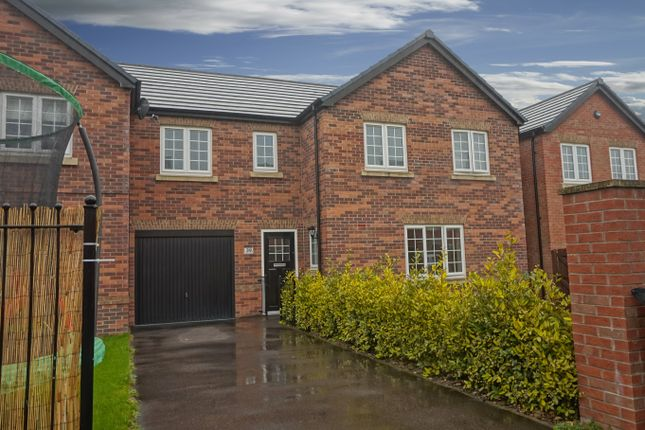 Thumbnail Semi-detached house for sale in Knitters Road, South Normanton, Alfreton