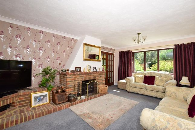 Thumbnail Detached house for sale in Birch Crescent, Aylesford, Kent