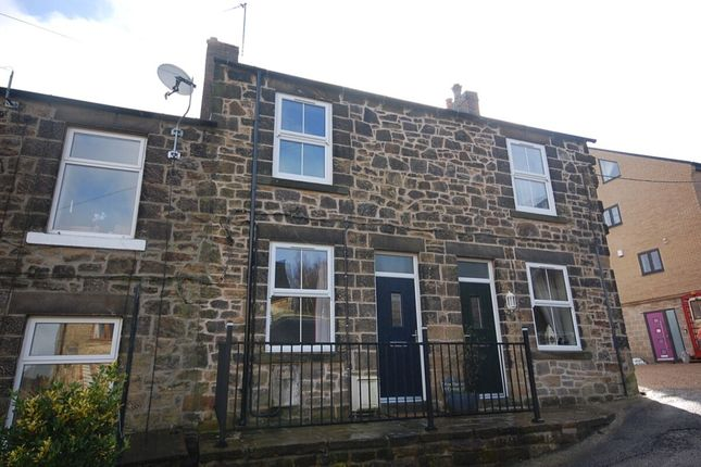 Thumbnail Terraced house to rent in North View, Crich, Matlock