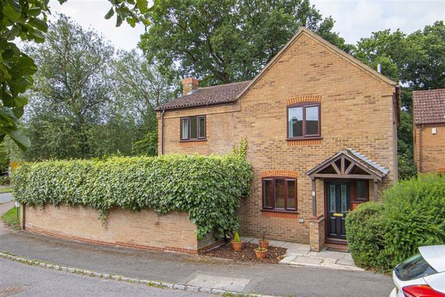 Thumbnail Detached house to rent in Linceslade Grove, Loughton, Milton Keynes