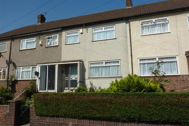 Thumbnail Terraced house to rent in Rushdene, Abbey Wood, London