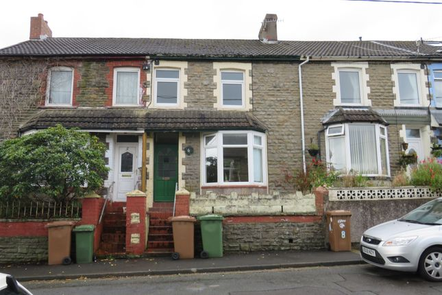 Thumbnail Terraced house for sale in Upper North Road, Bargoed