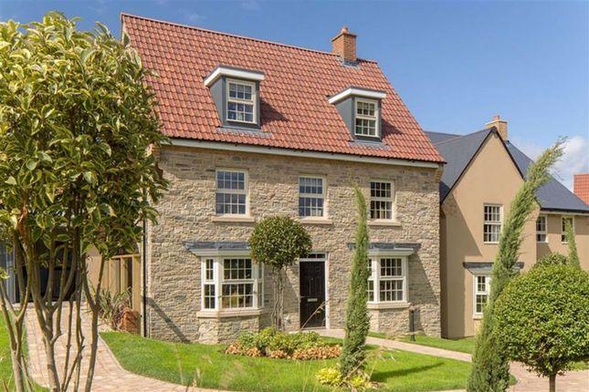 Thumbnail Property for sale in Maizey Road, Tadpole Garden Village, Swindon