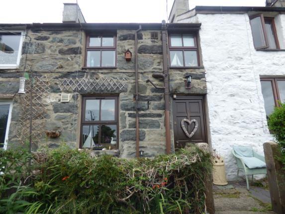 Thumbnail Terraced house for sale in Bakehouse Street, Bangor, Gwynedd