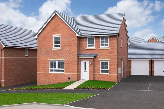 "Thumbnail Detached house for sale in ""Radleigh"" at Carrs Lane, Cudworth, Barnsley"