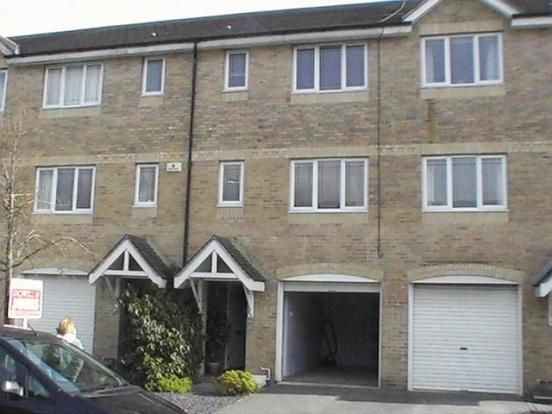 Thumbnail Town house to rent in Gerrdi Quarella, Bridgend