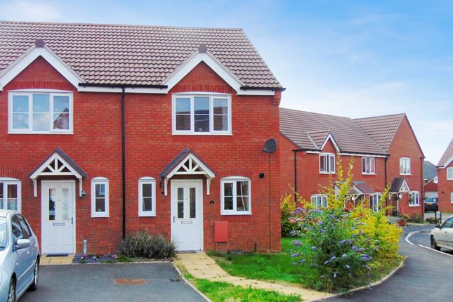 Thumbnail Semi-detached house for sale in Beauty Bank, Evesham