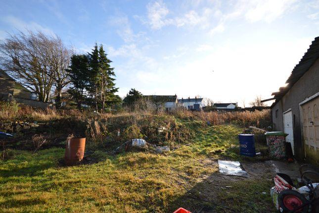 Thumbnail Land for sale in Marsh Terrace, Ellenborough, Maryport, Cumbria