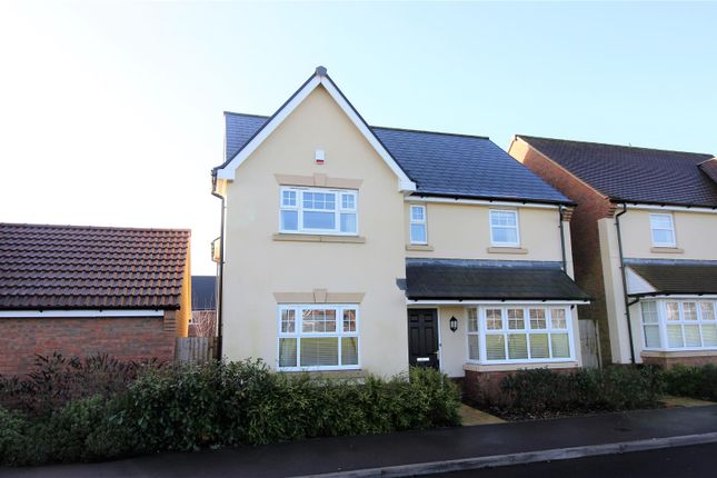 Thumbnail Detached house for sale in Cranesbill Road, Melksham